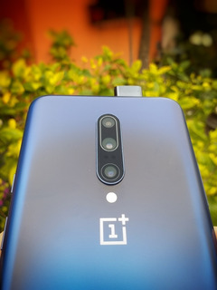 Oneplus 7 Pro 12/256 Nebula Blue Impecable Completo