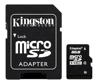 Tarjeta de memoria Kingston SDC4 8GB