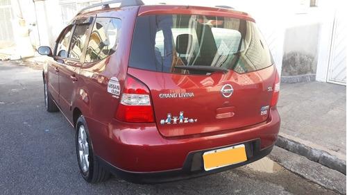 Nissan Grand Livina 1.8 Sl Flex Aut 5p