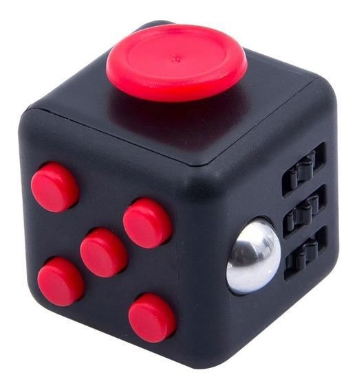 Fidget Cube Antiestres Ansiedad Cubo Colores / Diverti