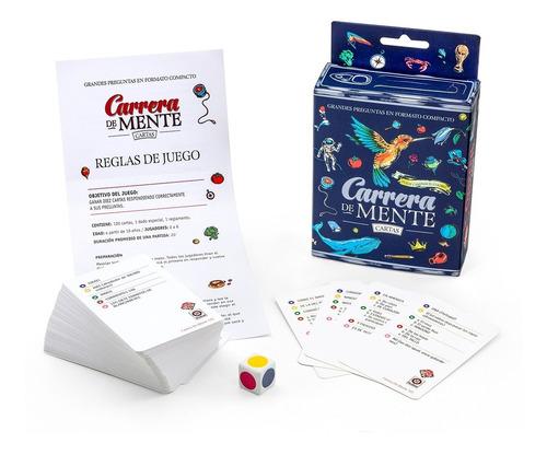 Carrera De Mente Cartas Juego De Mesa 9017397 Edu Full
