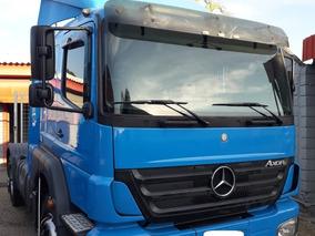 Mercedes-benz Mb Axor 1933 4x2 Ano 2010 Leito!!