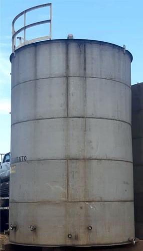 Imagem 1 de 9 de Tanque De Inox 304- Capacidade 79.000lts - 2759