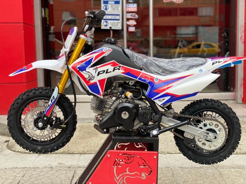 Moto Pitbike Motocross Niños Plr 50cc Motocross