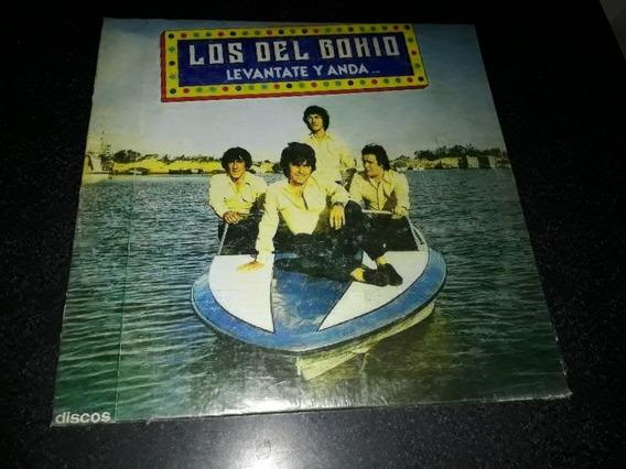Disco De Vinilo De Los Del Bohio Levantate Formatovinilo