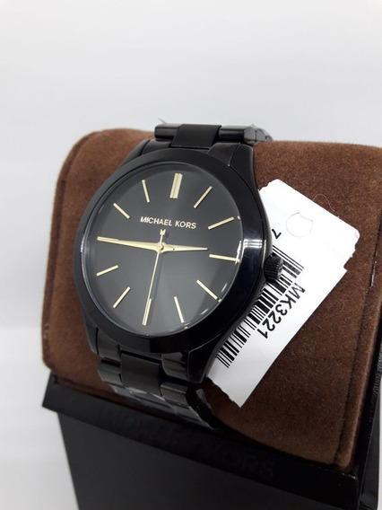 Relógio Michael Kors Mk3221 100% Original 2 Anos De Garantia