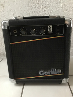 Amplificador Para Guitarra Marca Gorilla