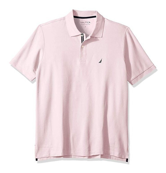 Nautica Z84820 64d Classic Fit Camisa Tipo Polo 1xl