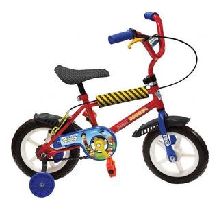 Bicicleta Paw Patrol Rodado 12 Original