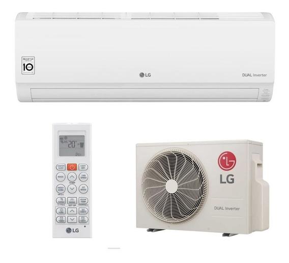 Ar Condicionado Split Inverter 18000 Btus Lg Dual Inverterf