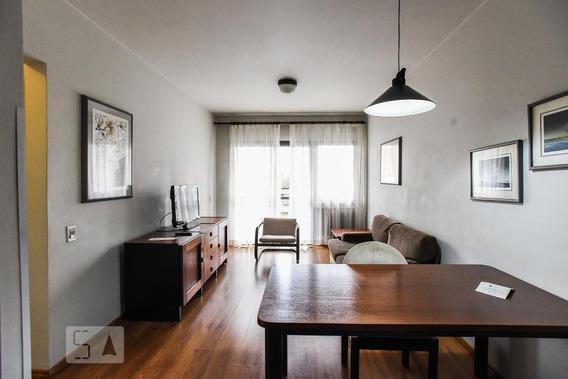 Flat No 11º Andar Com 1 Dormitório - Id: 892988673 - 288673