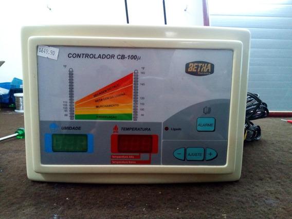 Controlador De Estufa Elétrica Cb-100