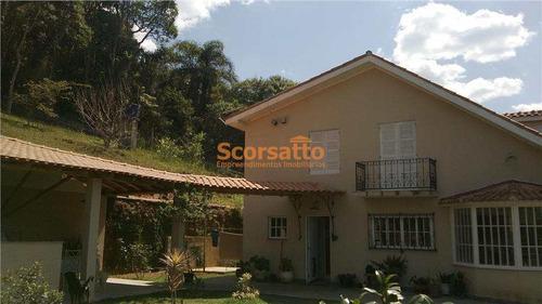 Chácara Com 2 Dorms, Potuverá, Itapecerica Da Serra - R$ 550 Mil, Cod: 251 - V251