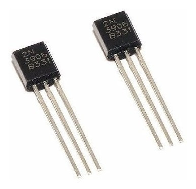 Pack X5 Unidades Transistor 2n3906 To-92 Pnp