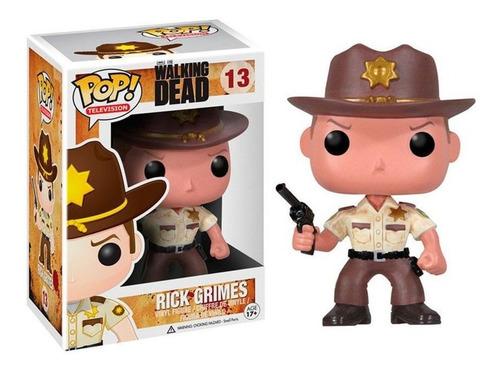 Funko Pop! The Walking Dead - Rick Grimes 13