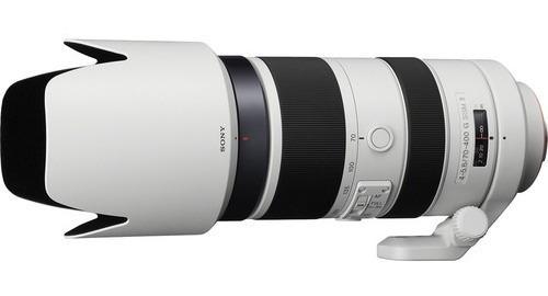 Sony 70-400mm 4-5.6 G Ssm Ii Lente