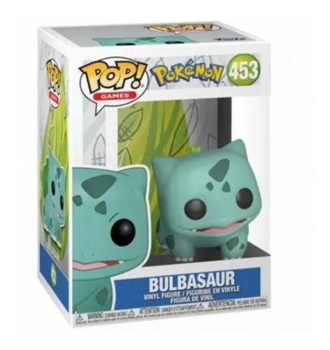 Boneco Funko Pop! Pokémon - Bulbasaur