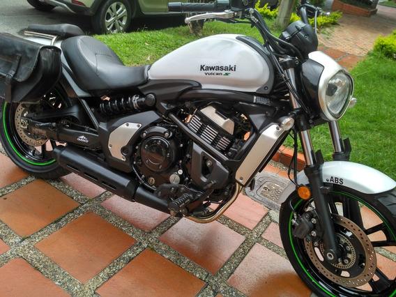 Kawasaki Vulvan S 650 21500 Km