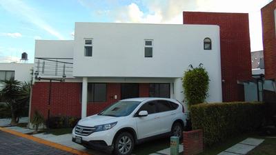 Metepec Bonita Casa Cerca Esq. Av. Las Torres Y Tecnológico