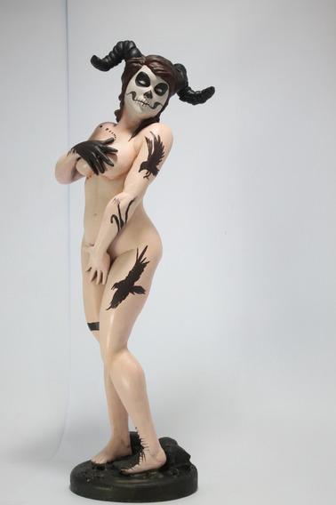 Escultura Evil Venus \ Afrodite De Rlucenas 38 Cm