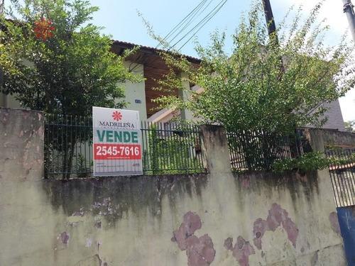 Imagem 1 de 15 de Casa Sobrado Em Jardim Penha  -  São Paulo - 1339