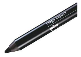 Avon Lápis Mega Impact Super Delineador Preto Com 6