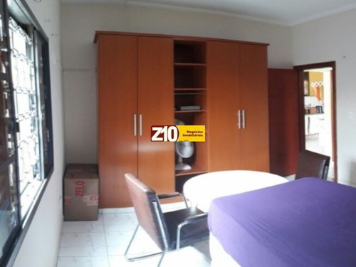Ca07956 - Vila Sfeir -  Z10 Imóveis Indaiatuba - At.282,40 M² Ac 165.53 M² 03 Suítes, Sala De Estar. Escritório, Cozinha, Sala De Jantar - Ca07956 - 32988337
