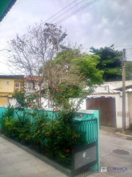 Casa Com 1 Dormitório Para Alugar, 57 M² Por R$ 1.000/mês - Campo Grande - Rio De Janeiro/rj - Ca1461