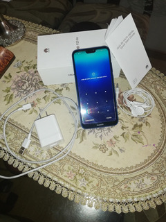 Huawei P20 Lite, 32 Gb - 4gb 4am, Azul