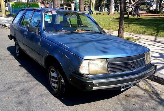 Renault 18 Break Gtx 83 $39000 Caba