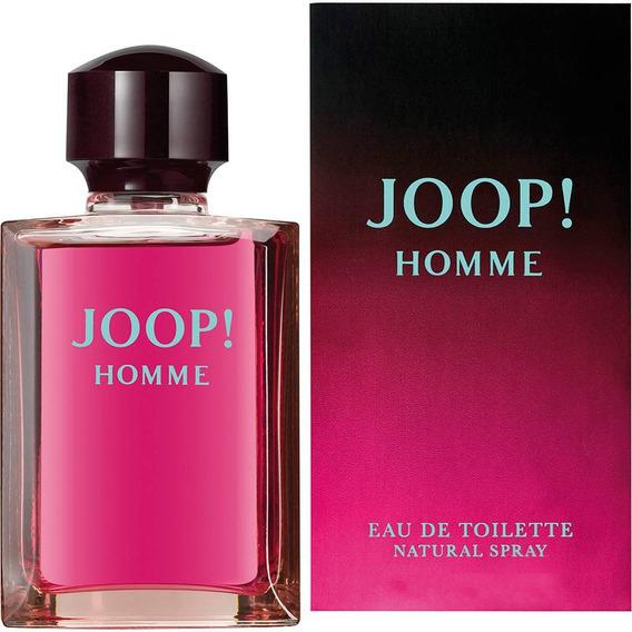 Perfume Joop Pour Homme 125ml 100% Original Com Nf-e