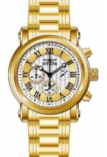 Reloj Suizo Invicta De Hombre Casual Elegante Envío Expres55