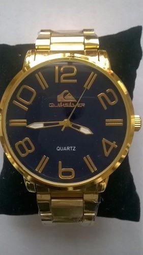 Relógio Masculino Em Aço Grande