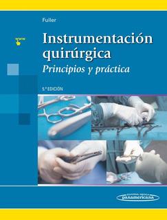 Fuller Instrumentación Quirúrgica 5ta Ed. Incluye Cd 2020