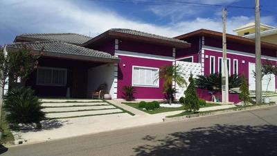 Bela Casa À Venda No Terras Do Vale Em Caçapava - Ca0948