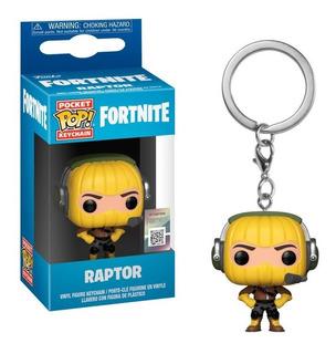 Funko Pop Keychain Fortnite Raptor