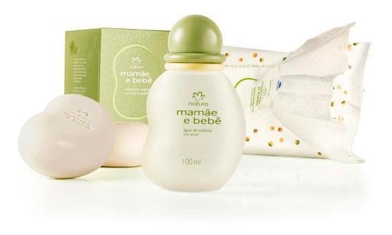 Promoção - Natura Colonia Mamae E Bebe + 2 Produtos