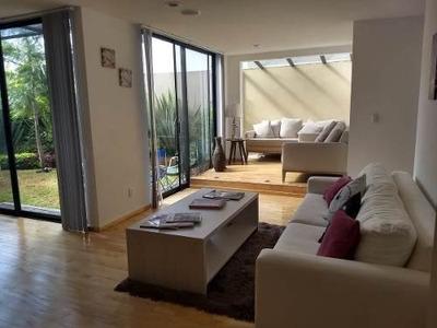 Preciosa Casa En Renta Amueblada En Inspira Zibata
