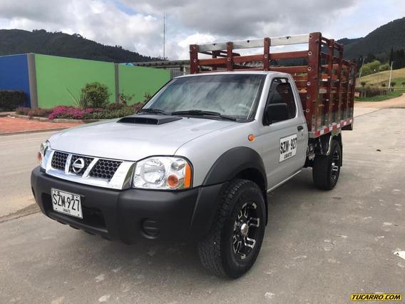 Nissan Frontier Estacas 4x4 2.5cc Mt