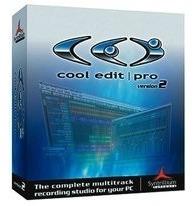 Cool Edit Pro 2.1 + 150 Plugins Vst
