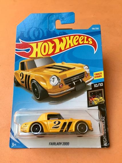 2019 Hot Wheels Nissan Fairlady 2000 # 156 Amarillo- 03_recs