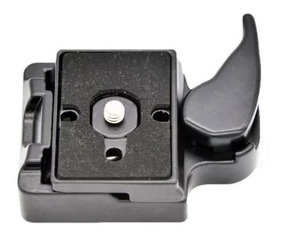 Plate Engate Manfrotto 323 Rápido