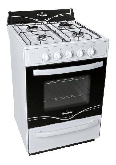 Cocina Florencia 56 Cm 5516f Multigas Facil Limpieza