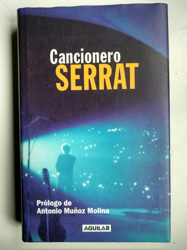 Imagen 1 de 1 de Cancionero Serrat