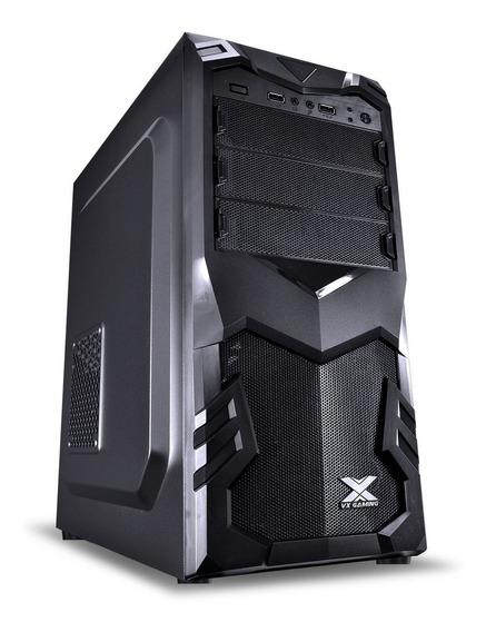 Pc Gamer Intel Quadcore 4gb Hd500 Placa De Video Geforce