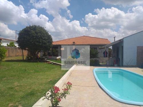 Chácara Cruzeiro Do Sul - Campinas/sp - Ch0040