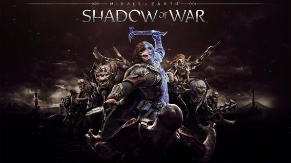 Terra-média: Sombras Da Guerra V .ouro Pc Windows 10 Online