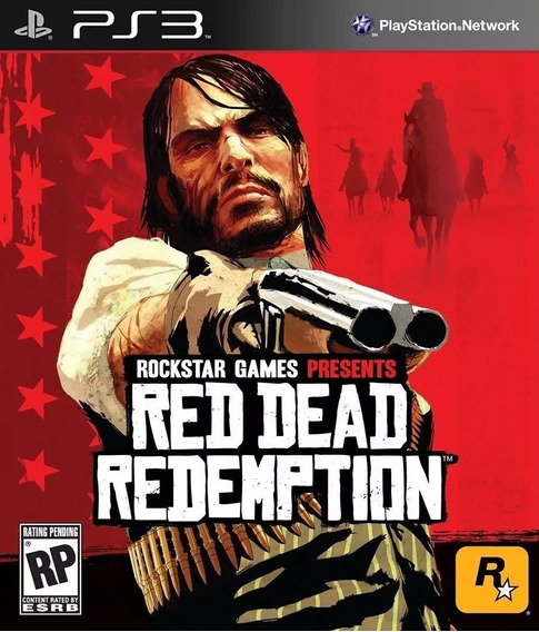 Red Dead Redemption + Battlefield 4 Midia Fisica Ps3