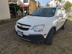 Chevrolet Captiva Sport 2.4 4 Cilindros Automatica 2013