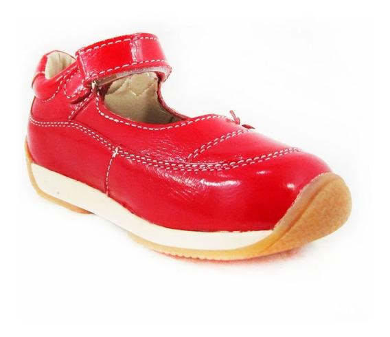 Zapatos Para Niñas Pocholin Pantente Casuales